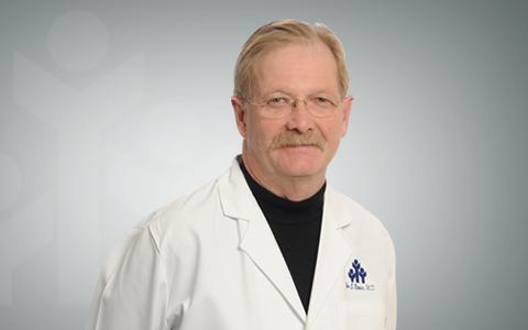 John E. Reesor, MD