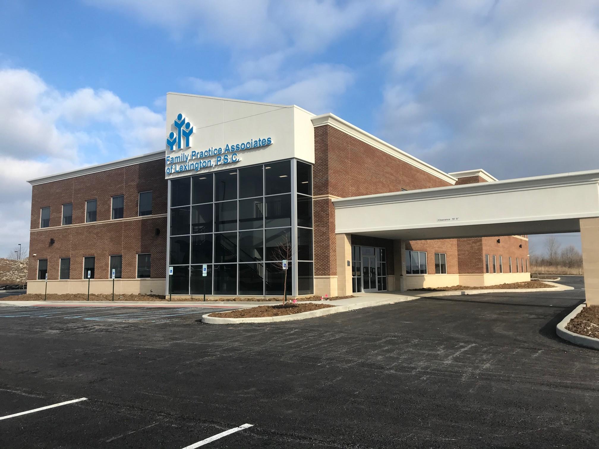 HIPAA compliant text messaging to patients, Family Practice Associates of Lexington